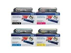 Brother MFC9125CN Toner Set Black 2200/Color 1400 Yield