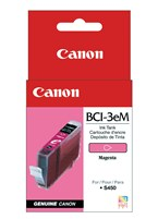 Canon BCI3EM Magenta Ink 340 Yield 4481A003AA