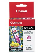 Canon BCI6M Magenta Ink 280 Yield 4707A003AA