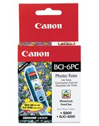 Canon BCI6PC Photo Cyan Ink 280 Yield 4709A003AA