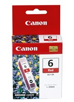 Canon BCI6R Red Ink 280 Yield 8891A003AA