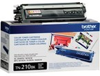 Brother TN210BK Black Toner 2200 Yield