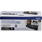 Brother TN336BK High Yield Black Toner 4000 Yield
