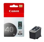 Canon PG40 Black Ink 195 Yield CAN0615B002