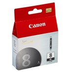 Canon CLI8B Black Ink 420 Yield CAN0620B002