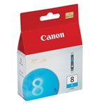 Canon CLI8C Cyan Ink 420 Yield CAN0621B002