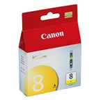 Canon CLI8Y Yellow Ink 420 Yield CAN0623B002