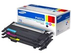 Samsung CLT-P407A CMY Combo Toner 3000 Yield
