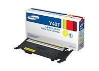 Samsung CLT-Y407S Yellow Toner 1000 Yield