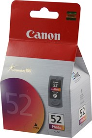 Canon CL52 Photo Color Ink 700 Yield 0619B002