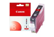 Canon CLI8R Red Ink 0626B002