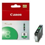Canon CLI8G Green Ink 0627B002