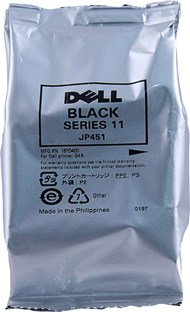 Dell JP451 Series 11 Black High Yield Ink