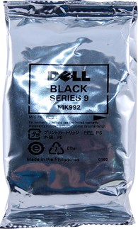 Dell MK992 Series 9 Black High Yield Ink 285 Yield