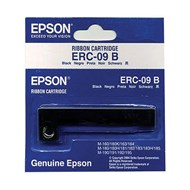 Epson ERC-09B Black Ribbon Cartridge 200K Yield