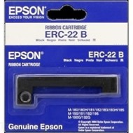 Epson ERC-22B Black Ribbon Cartridge