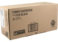 Gestetner 89839 Type AIO-1175 Black Toner 3500 Yield
