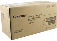 Gestetner 89887 Black Toner 120000 Yield