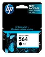HP 564 Black Ink 250 Yield CB316WN