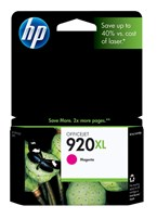 HP 920XL High Yield Magenta Ink 700 Yield CD973AN