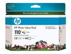 HP 110 Tri-Color Ink 110V 55 Photo Yield Q8700BN