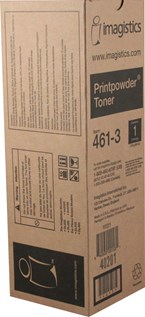 Imagistics 461-3 Black Toner 33000 Yield