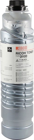 Ricoh 888181 Black Toner 30,000 Yield
